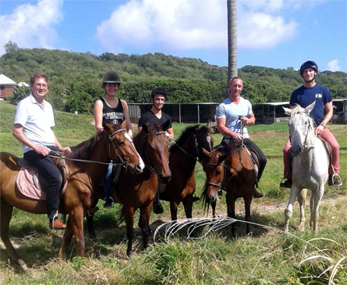 Our Guided Island And Beach Horseback Riding Excursion In Barbados Is A Perfect Way To See The Natural Beauty Of Countryside Beautiful East